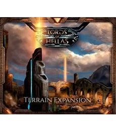 Produkt Lords of Hellas: Terrain Expansion