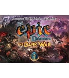 Produkt Tiny Epic Defenders: The Dark War