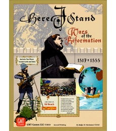 Produkt Here I stand - Wars of the Reformation