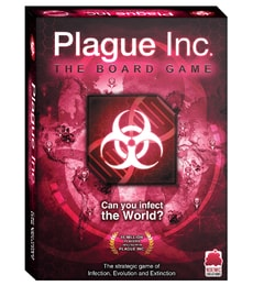 Produkt Plague Inc.: The Board Game