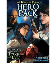 Produkt A Touch of Evil: Hero Pack