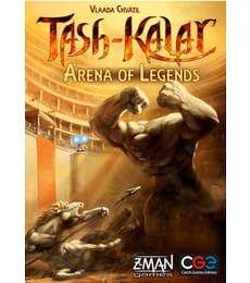 Produkt Tash-Kalar: Arena of Legends (EN)