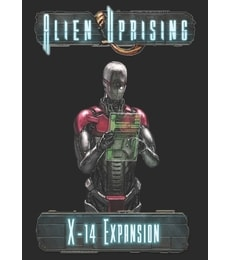 Produkt Alien Uprising: X-14 Expansion