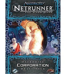Produkt Netrunner: Overdrive Corporation Draft Pack