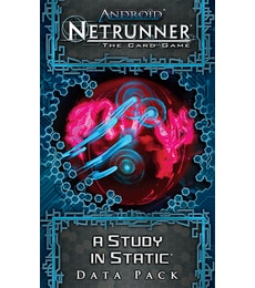 Produkt Netrunner: Study in Static Data Pack