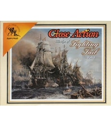 Produkt Close Action: The Age of Fighting Sail Vol.1
