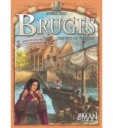 Produkt Bruges: The City on the Zwin Expansion