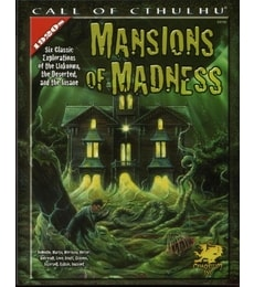 Produkt Call of Cthulhu: Mansions of Madness