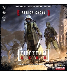 Produkt Fireteam Zero: The Africa Cycle