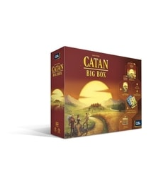 Produkt Catan: Big Box