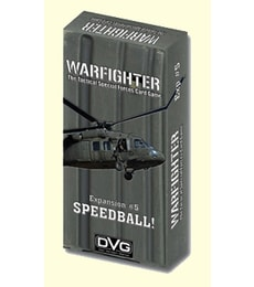 Produkt Warfighter Expansion 5: Speedball
