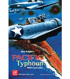 Produkt Pacific Typhoon: WWII Card Game