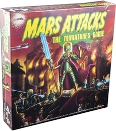 Produkt Mars Attacks - The Miniatures Game