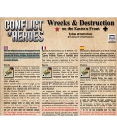 Produkt Conflict of Heroes: Wrecks & Destruction