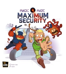 Produkt Magic Maze: Maximum Security