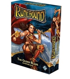 Produkt Runebound: The Gilded Blade Adventure Pack