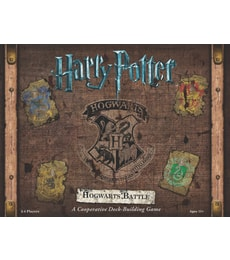 Produkt Harry Potter: Hogwarts Battle - A Cooperative Deck-Building Battle
