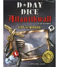 Produkt D-Day Dice: Atlantikwall expansion