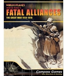 Produkt World in Flames: Fatal Alliances