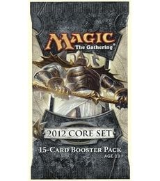 Produkt MTG: 2012 Core Set Booster