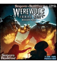 Produkt Shadows of Brimstone: Werewolves Feral Kin