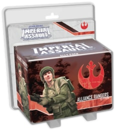 Produkt Imperial Assault Ally Pack: Alliance Rangers