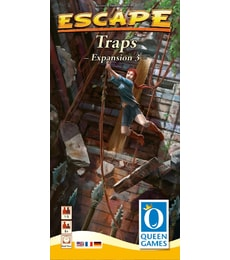 Produkt Escape: Traps - Expansion 3