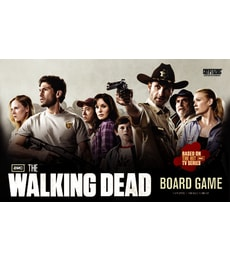Produkt The Walking Dead - Board Game