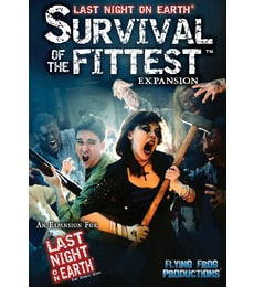 Produkt Last Night on Earth: Survival of the Fittest