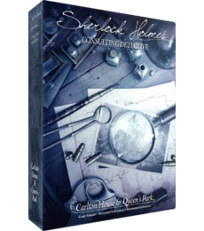 Produkt Sherlock Holmes: Consulting Detective - Carlton House & Queen's Park