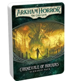 Produkt Arkham Horror: The Card Game - Carnevale of Horrors