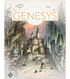 Produkt Genesys: The Roleplaying for All Settings