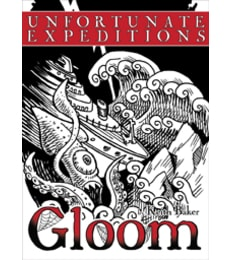 Produkt Gloom: Unfortunate Expeditions