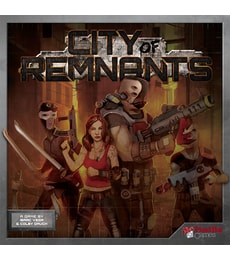 Produkt City of Remnants