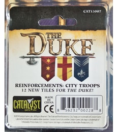 Produkt The Duke: City Troops