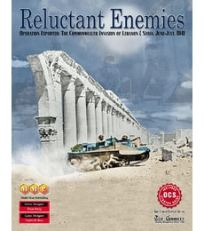 Produkt Reluctant Enemies