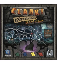 Produkt Clank! Expeditions: Gold and Silk