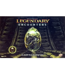 Produkt Legendary Encounters: Alien Deck-Building Game