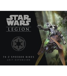 Produkt Star Wars: Legion - 74-Z Speeder Bikes
