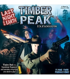 Produkt Last Night on Earth: Timber Peak