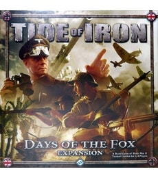 Produkt Tide of Iron: Days of the Fox Expansion