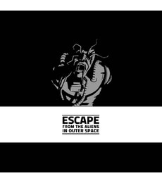 Produkt Escape from the Aliens in Outer Space BLACK EDITION