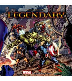 Produkt Legendary: A Marvel Deck Building Game