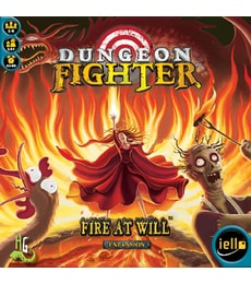 Produkt Dungeon Fighter: Fire at Will Expansion