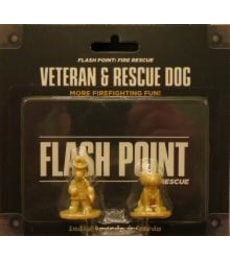 Produkt Flash Point (Záchranáři): Veteran and Rescue Dog