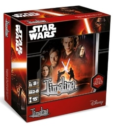 Produkt Timeline Star Wars - Episodes 1-3