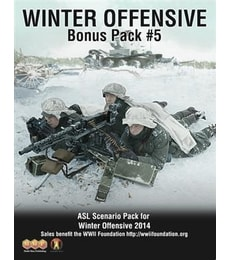 Produkt Winter Offensive (Bonus Pack č. 5)