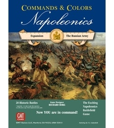 Produkt C&C Napoleonics: The Russian Army