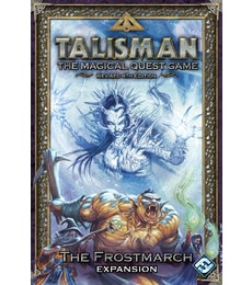 Produkt Talisman - The Frostmarch Expansion