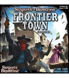 Produkt Shadows of Brimstone - Frontier Town